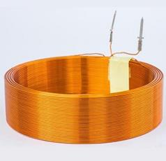 Self-Supported Magnetic Coil