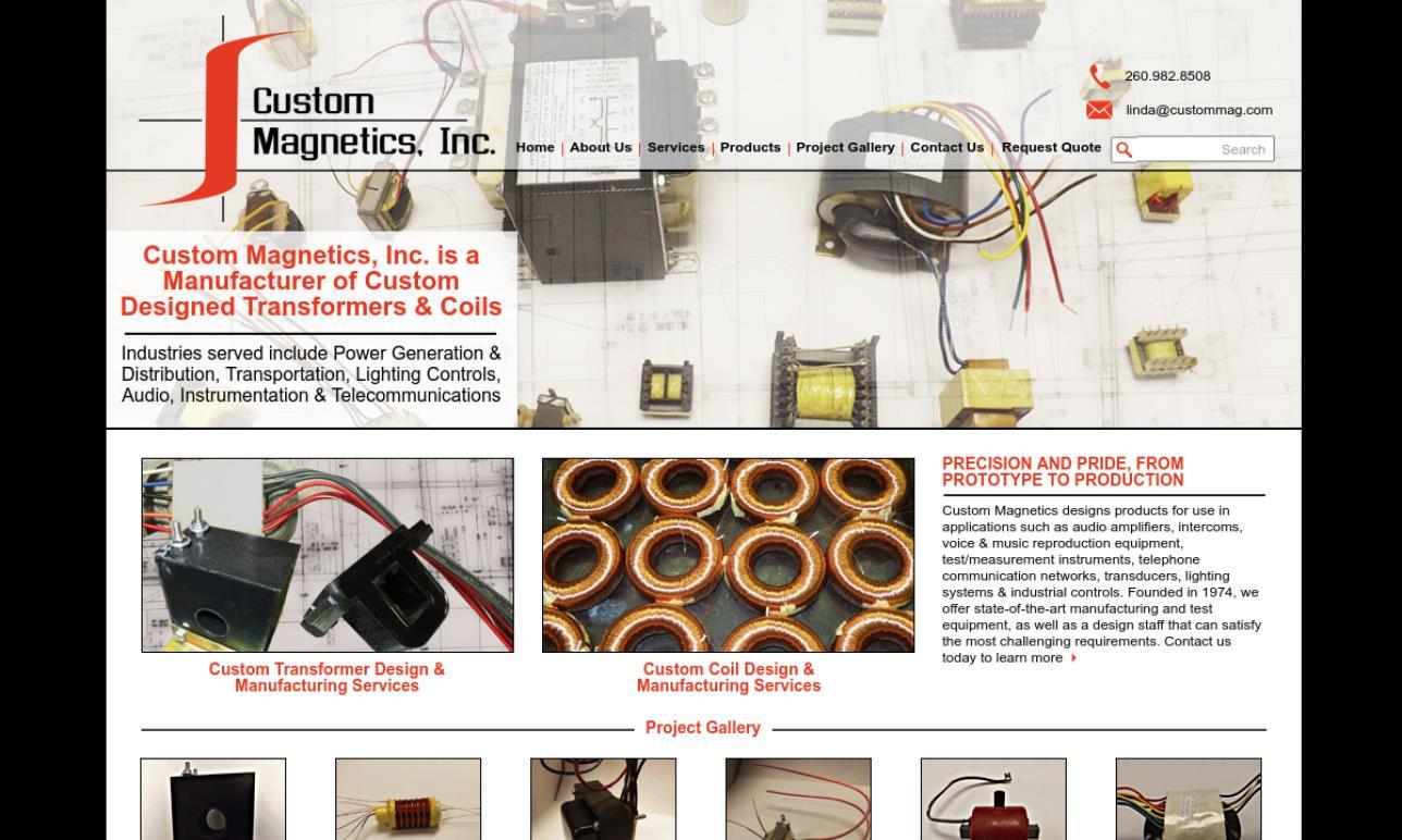 Custom Magnetics, Inc.