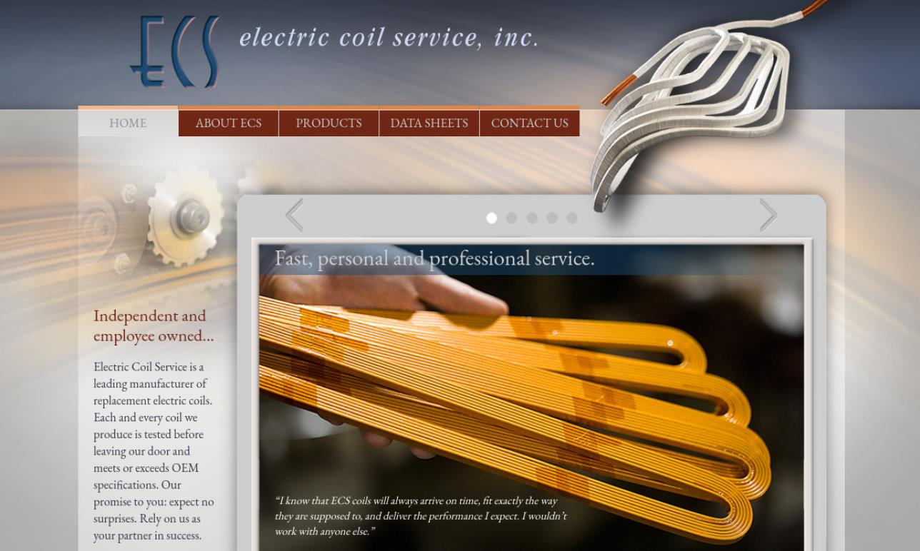 Electric Coil Service, Inc.: ECS