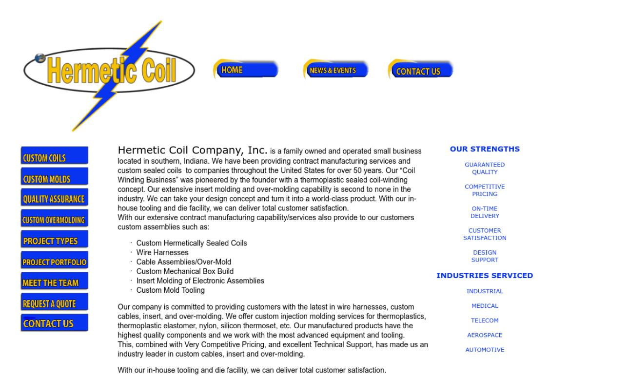 Hermetic Coil Co., Inc.