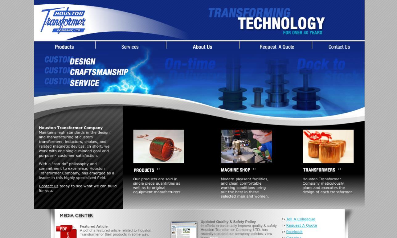 Houston Transformer Company