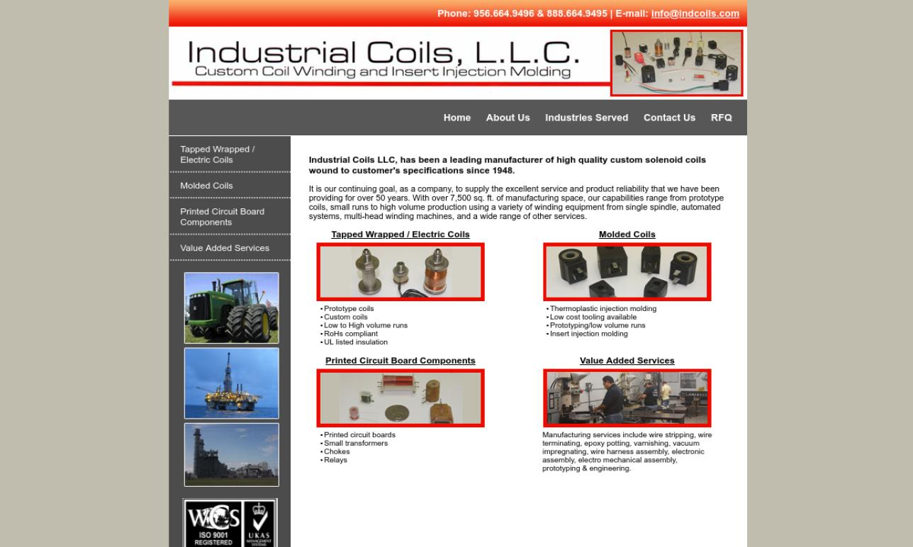 Industrial Coils, LLC.