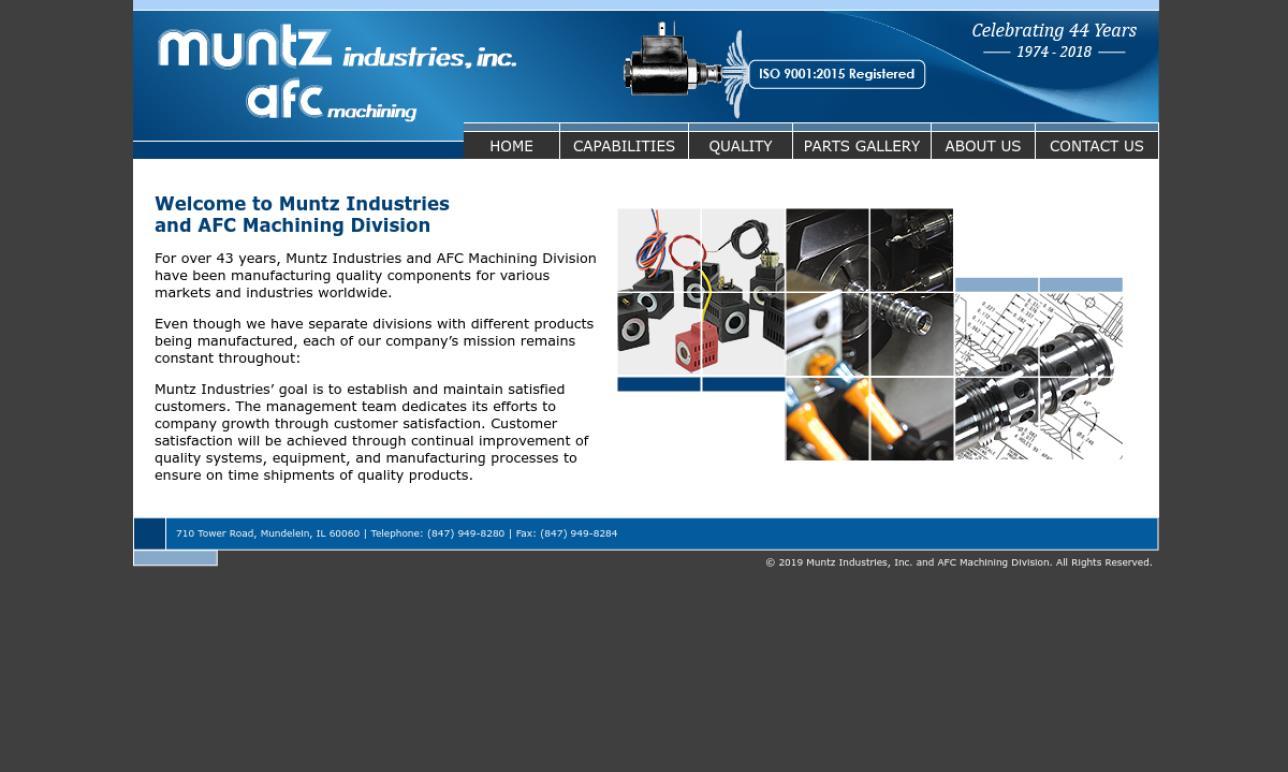 Muntz Industries, Inc.