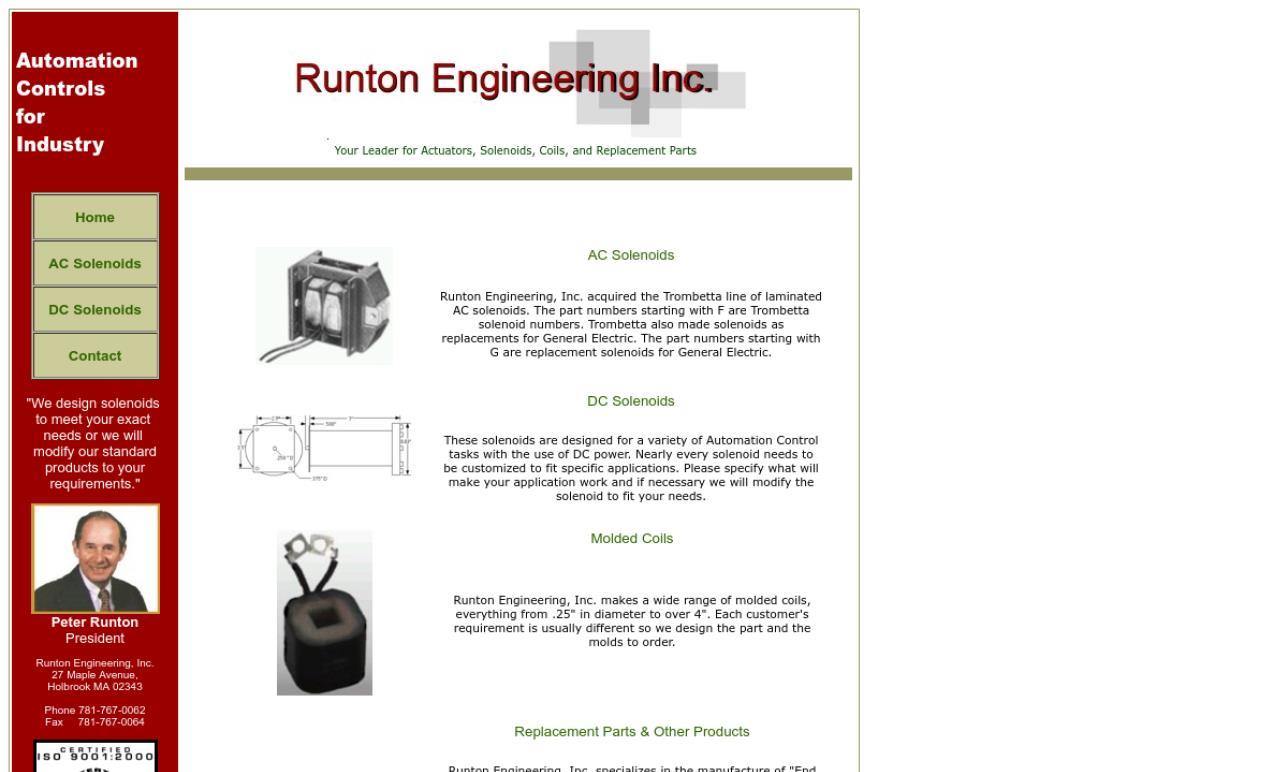 Runton Engineering, Inc.