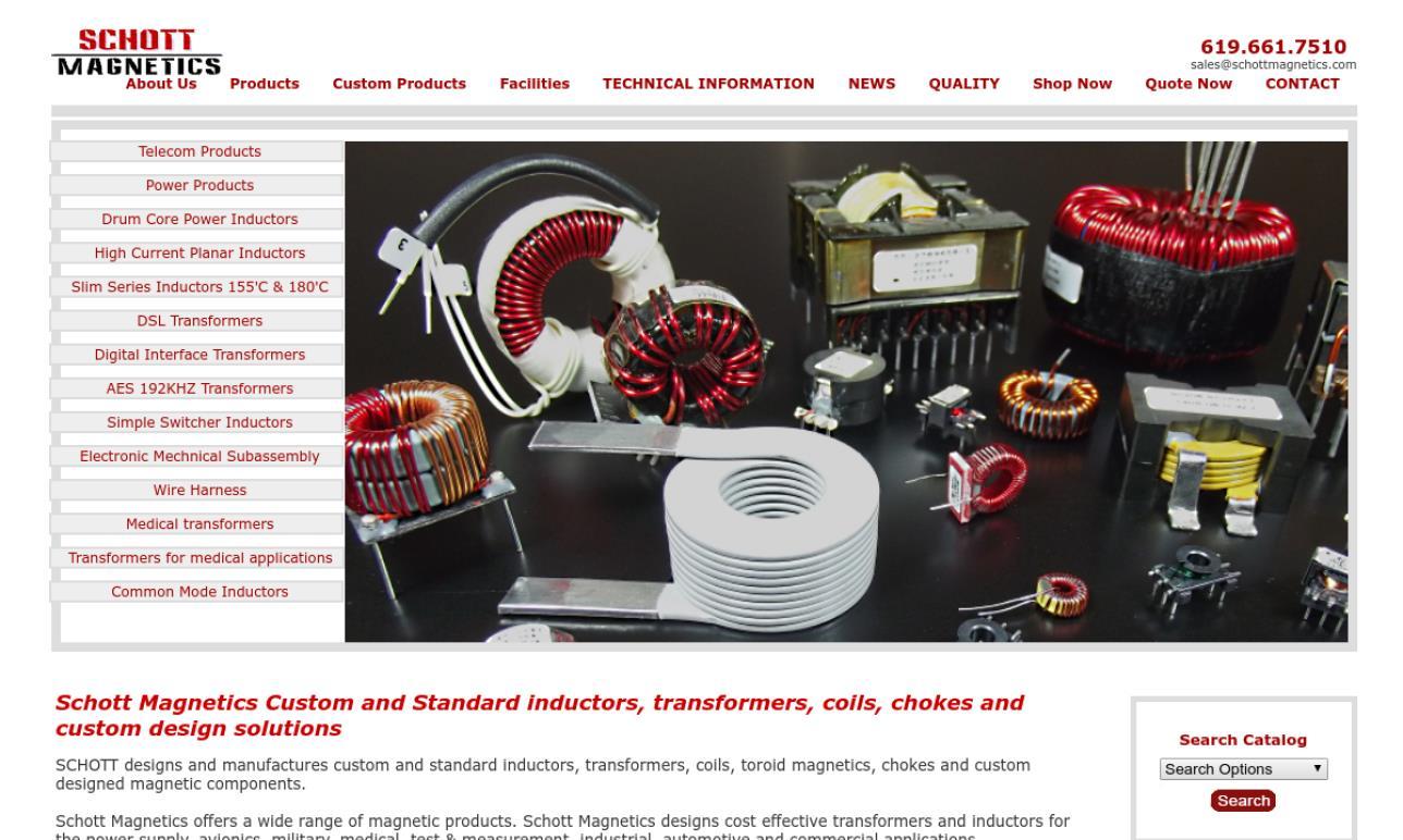 Schott Magnetics