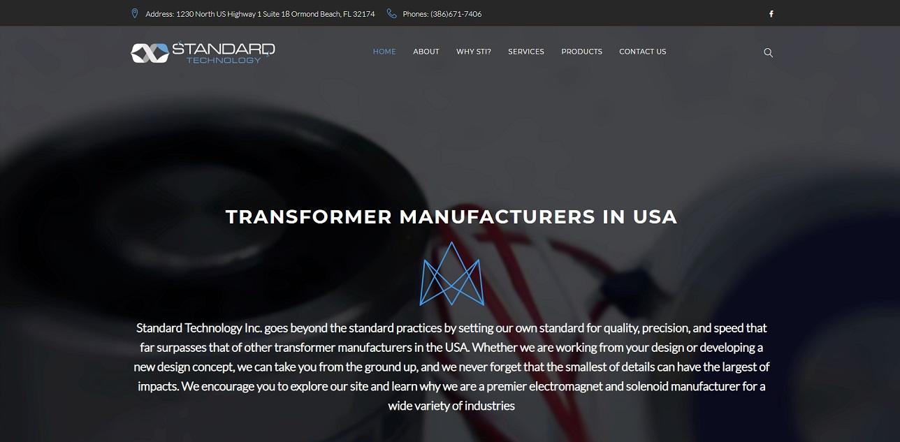 Standard Technology Inc.