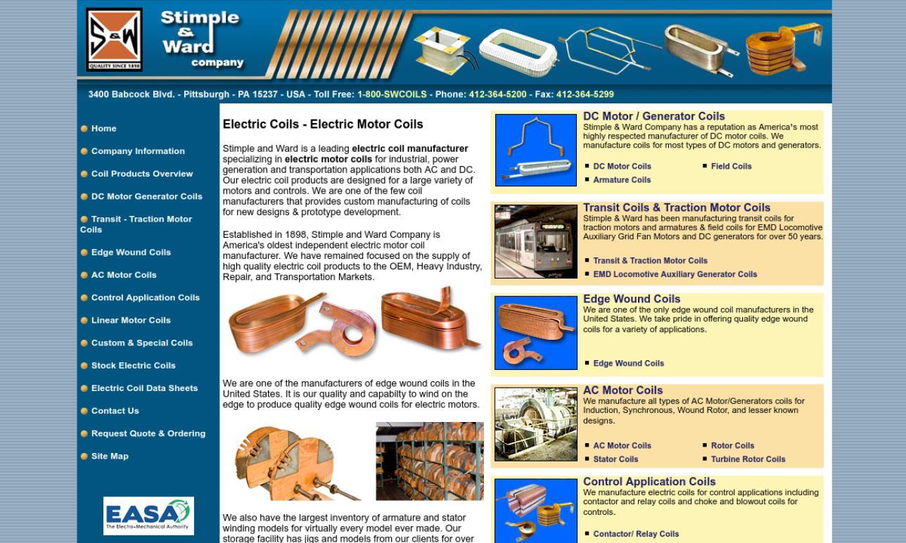Stimple & Ward Company