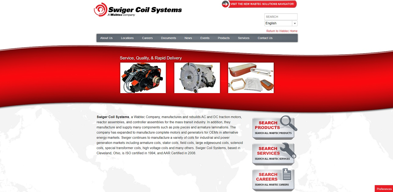 Swiger Coil Systems