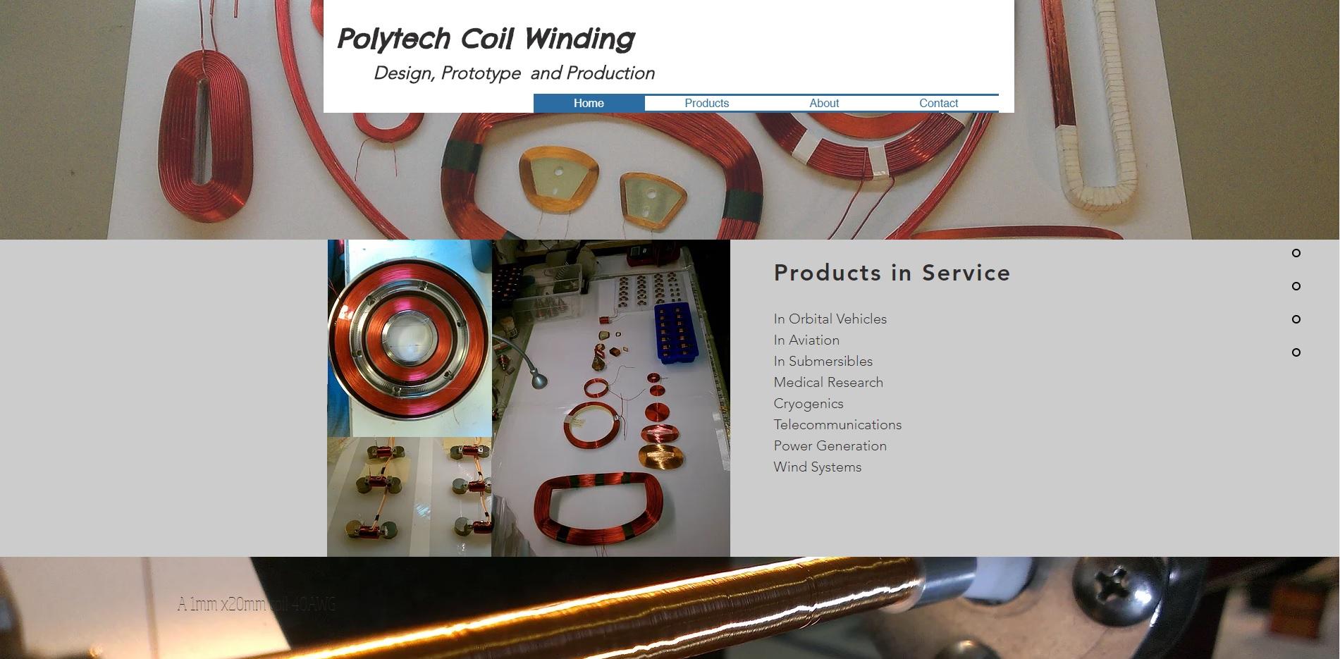 PolyTech Coil Winding