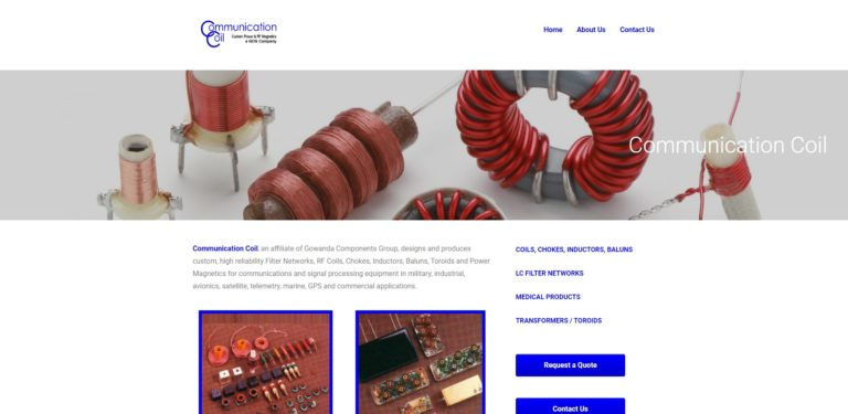 Communication Coil, Inc.